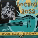 "10"" - ✦✦ DOCTOR ROSS ✦✦ "" Boogie, Blues & Breakdown """